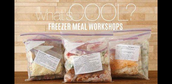 Sunday, January 27: Make Ahead Freezer Meals