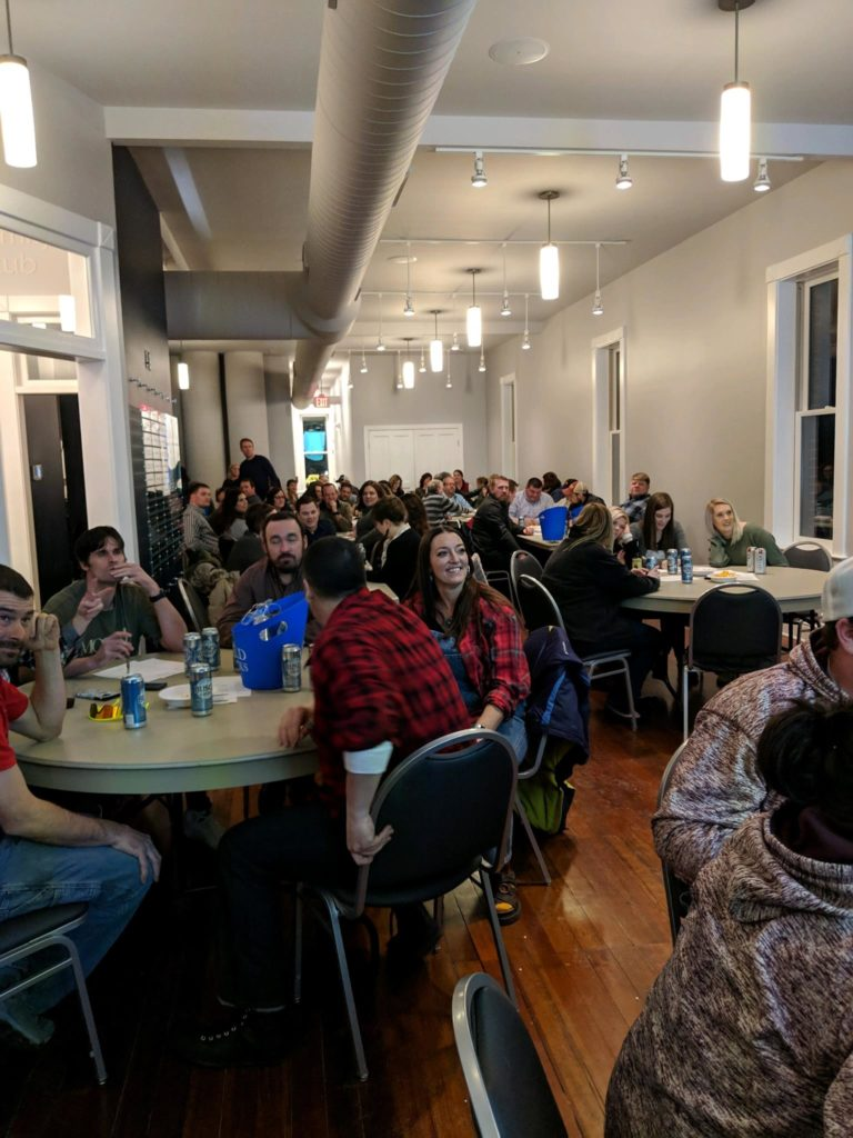 Saturday, February 23: Before & After Team Trivia