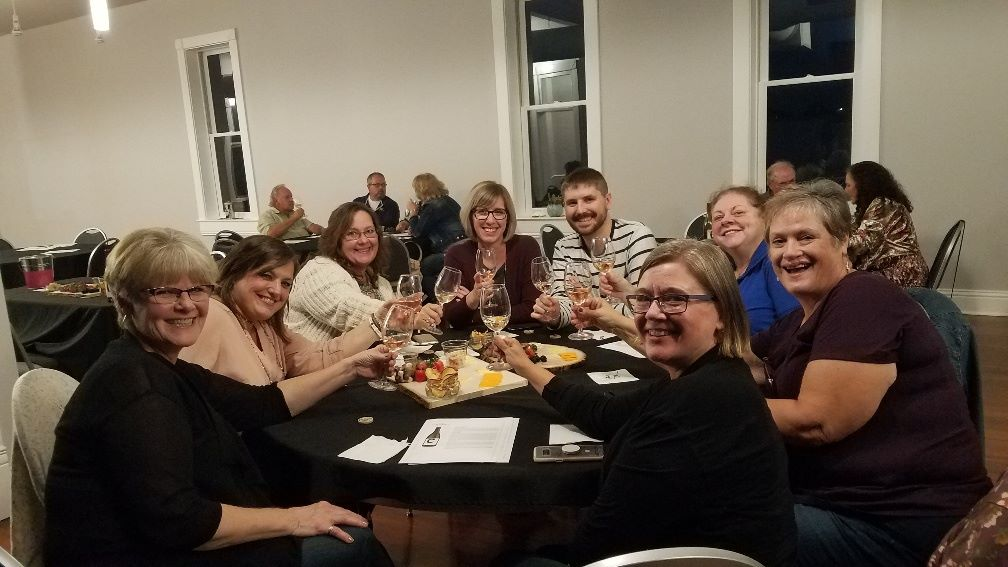 Wednesday, February 27: Wine Wednesday