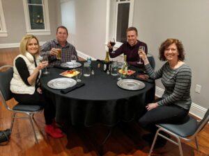 pop-up dining